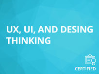 The Complete App Design Course: UX, UI & Design Thinking - Product Image