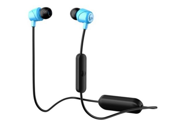 Skullcandy Jib Wireless Earbuds (Blue)