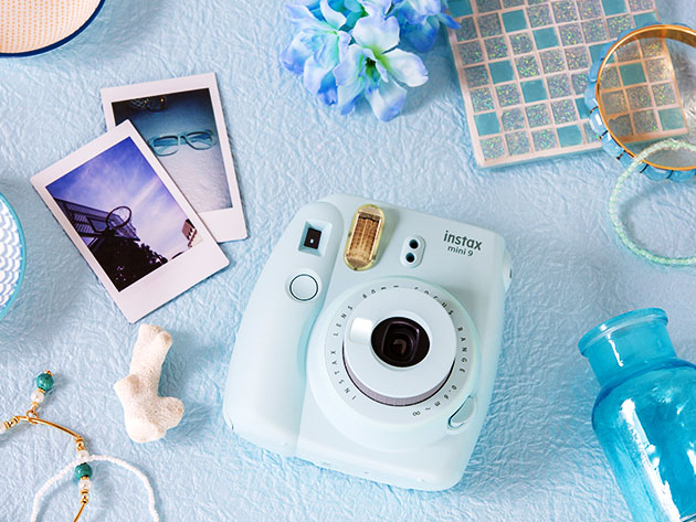 Capture Memories In An Instant With This Cute Instax Camera 2