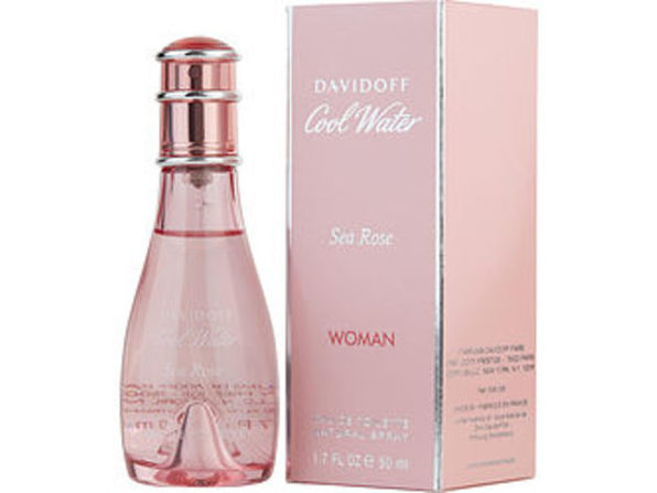 COOL WATER SEA ROSE by Davidoff EDT SPRAY 1.7 OZ For WOMEN - Product Image