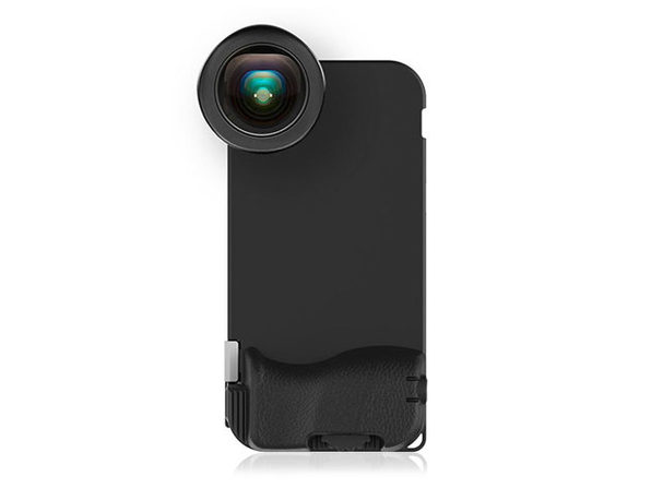 Snap!7 iPhone Camera Cases with HD Wide Angle Lens