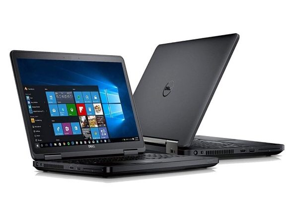 "Dell Lattitude E5440 14"" Laptop, 2.1GHz Intel i7 Dual Core Gen 4, 8GB RAM, 256GB SSD, Windows 10 Home 64 Bit (Grade B)"