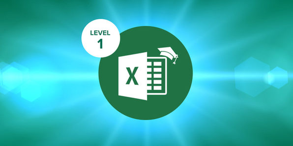 Excel 2016 Level 1 - Product Image