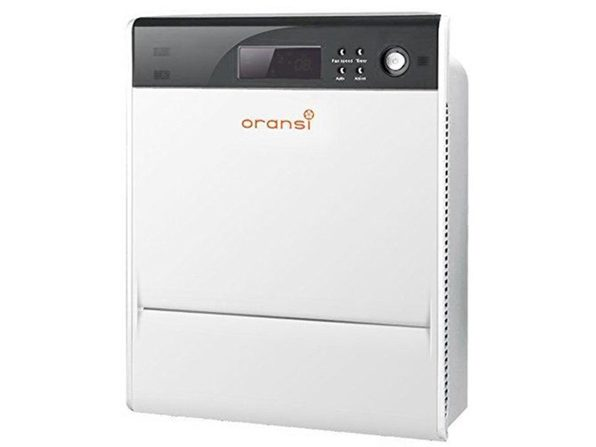 Oransi Max HEPA Large Room Air Purifier (Distressed Box)