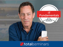 CompTIA ITF+ (FC0-U61) Prep Course: Basic IT Knowledge & IT Skills - Product Image