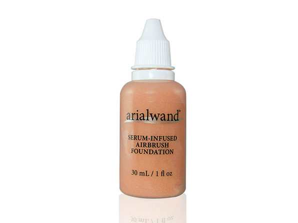 Serum Infused Airbrush Foundation (Honey)