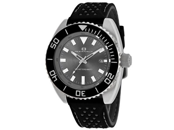 Oceanaut Men's Grey Dial Watch - OC0520