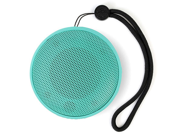 The Cruiser H2.0: 100% Waterproof Bluetooth Speaker (Tahitian Blue)