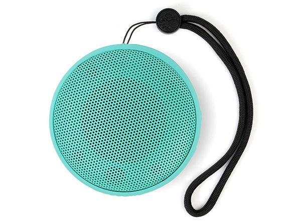 The Cruiser H2.0: 100% Waterproof Bluetooth Speaker (Tahitian Blue)