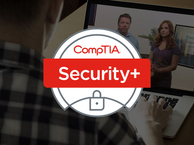 Comptia Security Sy0 401 Certification Training Major