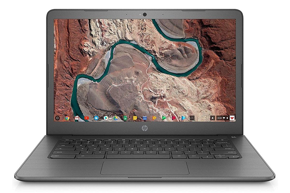 HP Chromebook 11.6″ Intel Celeron 16GB