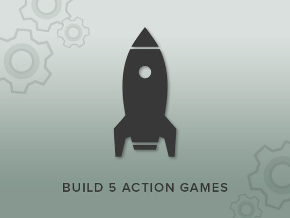 Part 4: Action Games - Product Image