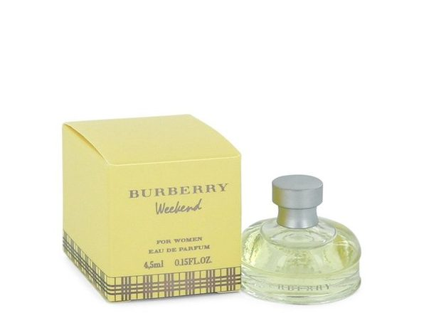 WEEKEND Mini EDP .17 oz For Women 100% authentic perfect as a gift or just everyday use - Product Image