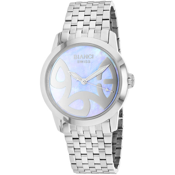 Roberto Bianci Women's Amadeus Blue MOP Dial Watch - RB18581