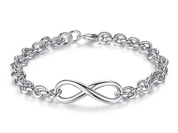 Infinity Multi-link Bracelet - Product Image