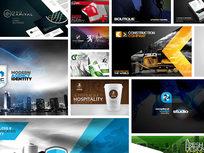17 Premium Identity Templates - Product Image
