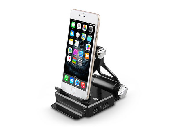Podium-Style Charging Stand