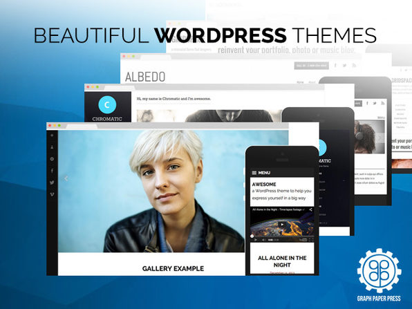 Ten Premium WordPress Themes To Showcase & Sell Your Work | Cult of Mac Deals