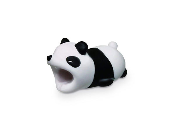 Animal Cord Protector - Panda - Product Image