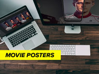 Movie Posters with Kenny Gravillis - Product Image