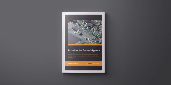 Arduino for Secret Agents - Product Image