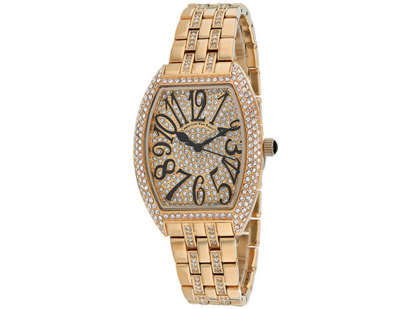 Christian Van Sant Women's Rose gold Dial Watch - CV0262