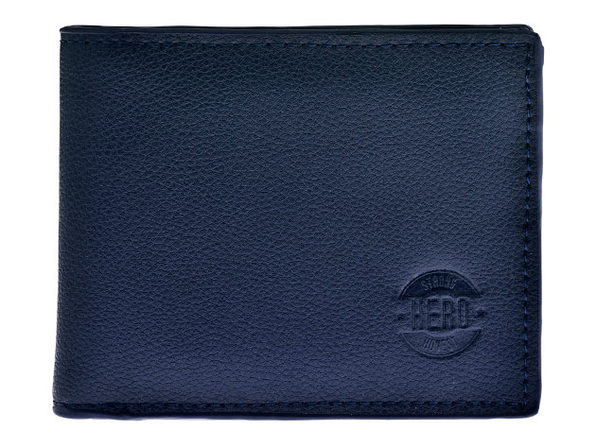 Hero Goods: Garfield Bi-Fold Wallet (Blue)