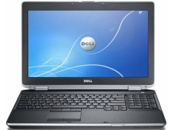 "Dell Latitude E6530 15"" Laptop, 2.6GHz Intel i5 Dual Core Gen 3, 8GB RAM, 256GB SSD, Windows 10 Home 64 Bit (Grade B)"