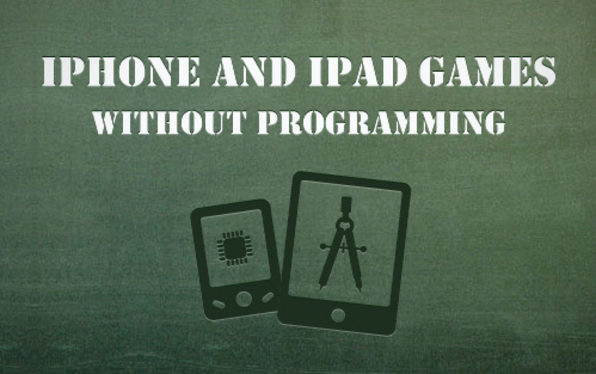 Build iPhone & iPad Games W/out Programming - Product Image