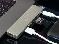 iMemPro USB-C Hub for Apple MacBook Pro - Product Image