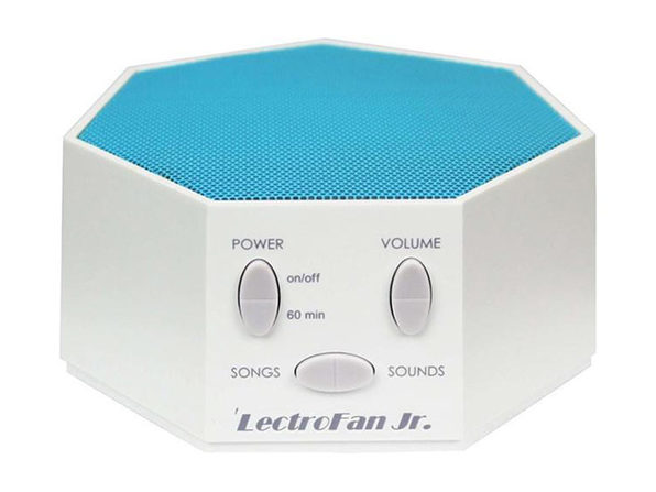 LectroFan Jr. Kid-Friendly Sound Machine Blue - Product Image