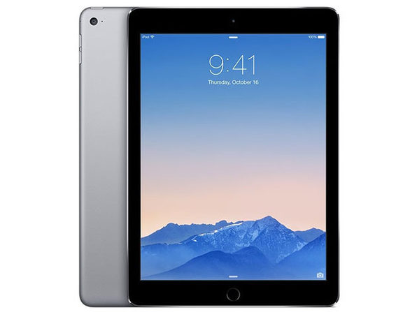 Apple iPad Air 2 64GB - Space Grey (Refurbished: Wi-Fi Only)