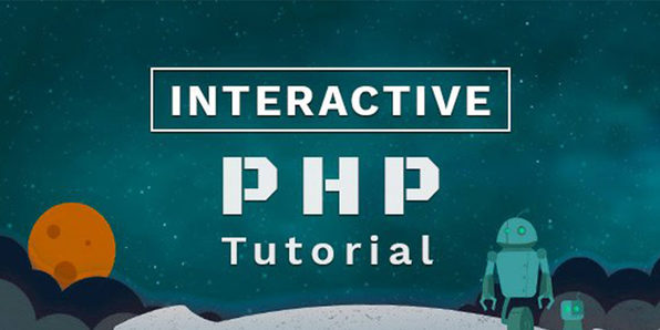 Learn PHP Online: PHP Basics Explained in an Interactive & Fun Manner - Product Image