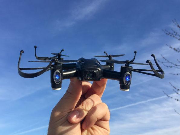 Aerix Black Talon 2.0 Micro FPV Beginner Racing Drone