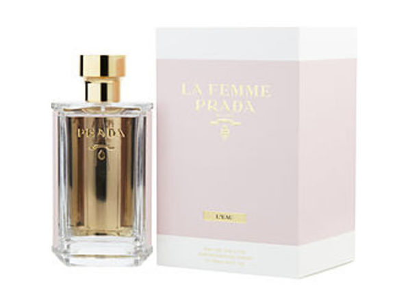 PRADA LA FEMME L'EAU by Prada EDT SPRAY 3.4 OZ For WOMEN - Product Image