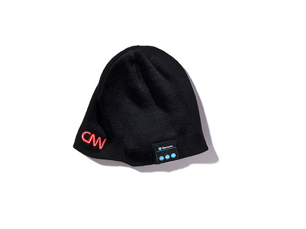 CNN Bluetooth Beanie - Product Image