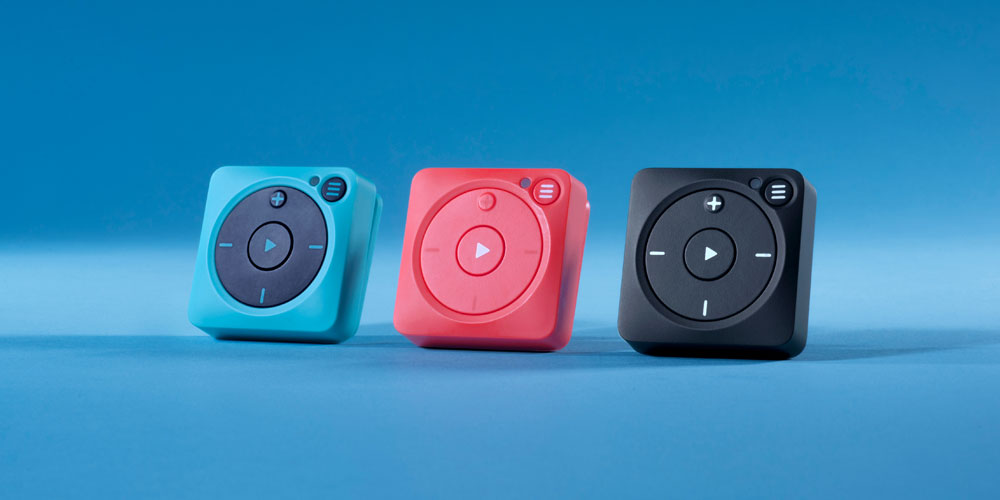Mighty Vibe is incredibly portable and lightweight
