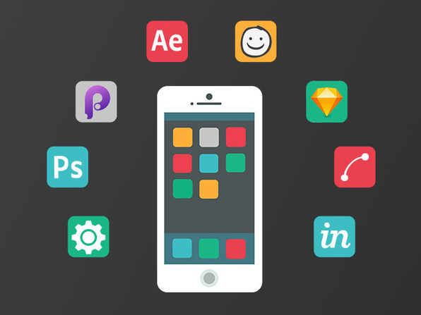 The Complete Mobile App Design From Scratch: Design 15 Apps