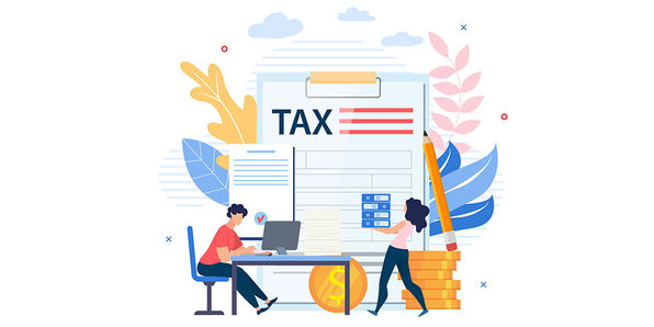 Partnership Income Tax (Form 1065)  - Product Image