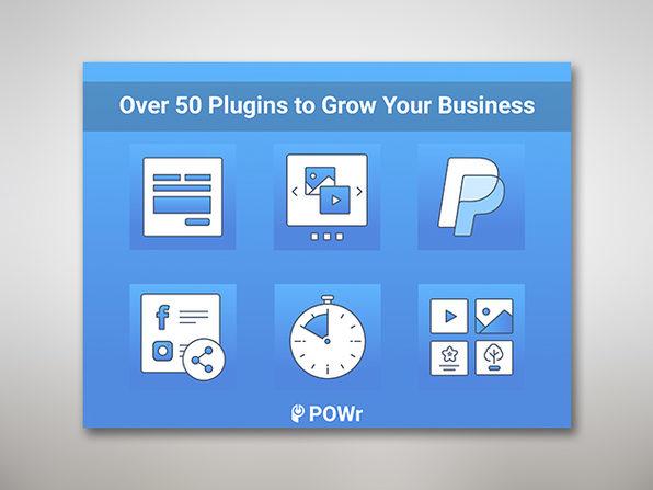 POWr Website Plugins Starter Plan Discount