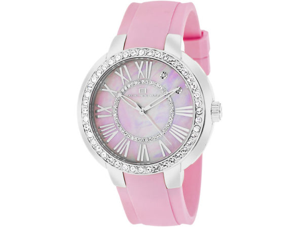 Oceanaut Women's Allure Pink mother of pearl Dial Watch - OC6419 - Product Image