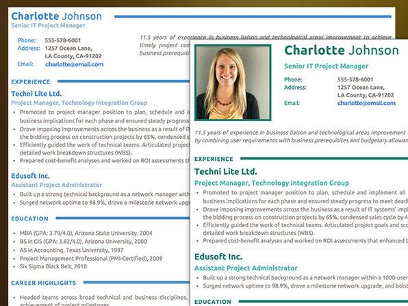 Web Developer Resume Job Hero