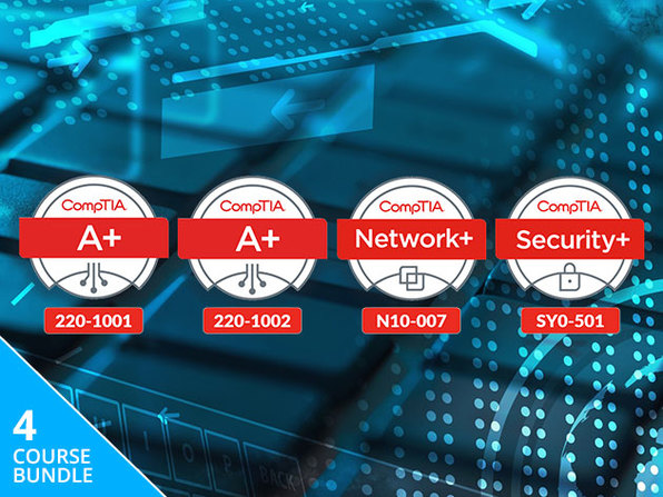 The Complete CompTIA CSIS Training Bundle