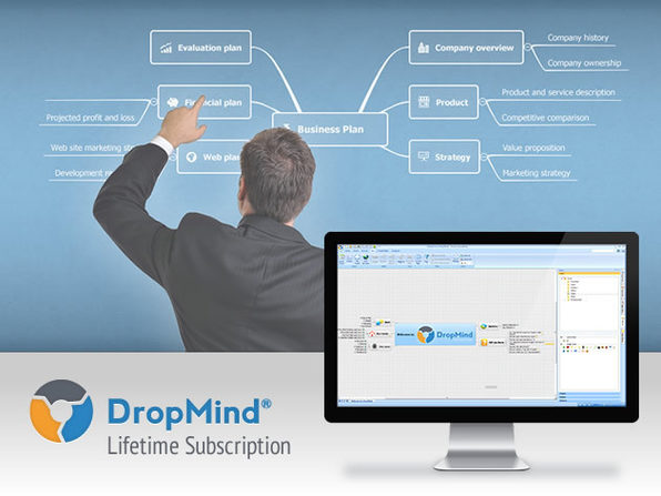 Lifetime Subscription To DropMind - Product Image