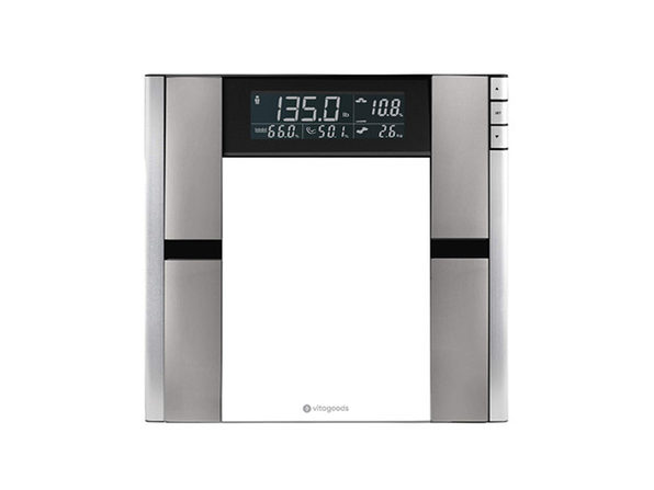 Form Fit: Digital Scale and Body Analyzer - Product Image
