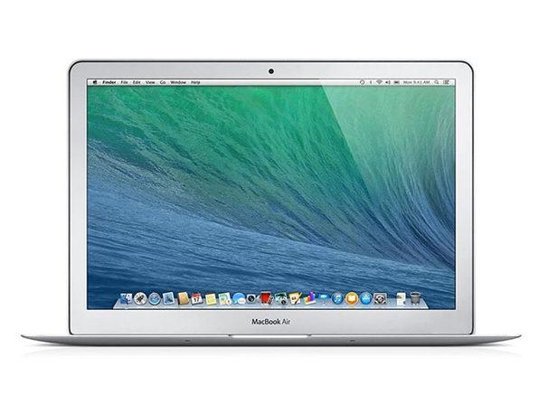 "Apple MacBook Air 13.3"" Core i5, 8GB RAM 128GB SSD - Silver (Refurbished)"