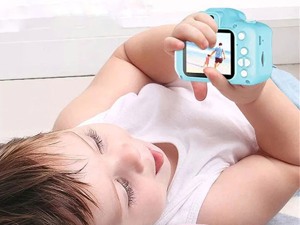 Compact Kiddie Digital Camera