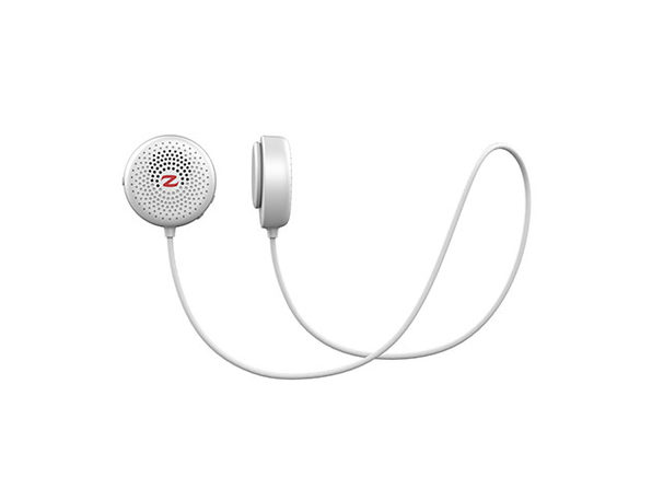 Zulu Audio Alpha Wearable Speakers (White)