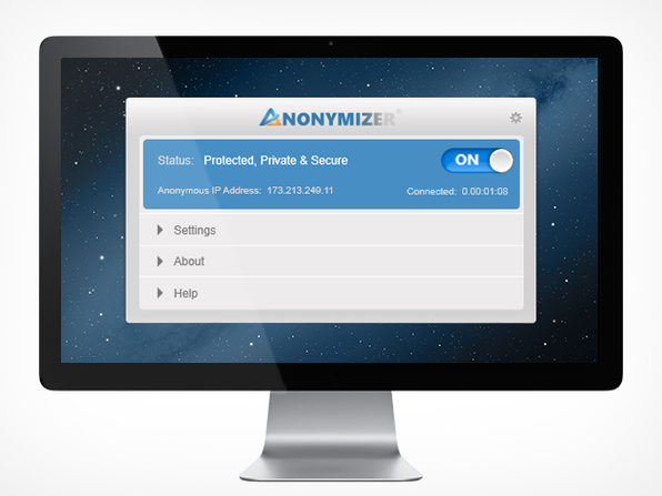 Anonymizer Universal (1yr) - Product Image