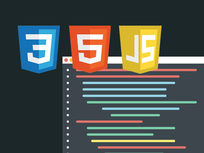 Learn By Example: The Foundations of HTML, CSS & JavaScript - Product Image
